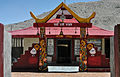 The temple for all religion, Gurudongmar Lake.jpg