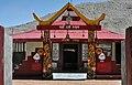 The temple for all religion, Gurudongmar Lake.jpg