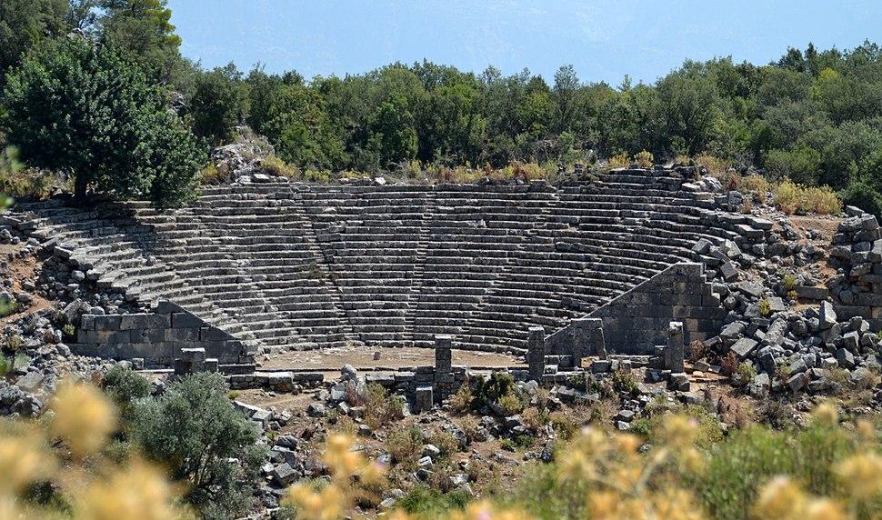 Theater Pinara Türkei