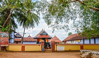 Thirumittakode Anchumoorthi Temple