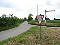 This way to the A146 - geograph.org.uk - 1314473.jpg