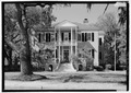 Thomas Fuller House, 1211 Bay Street, Beaufort, Beaufort County, SC HABS SC,7-BEAUF,2-36.tif