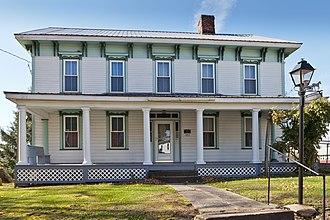 Dayton, Pennsylvania - The Thomas Marshall House