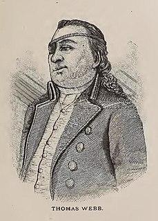 Thomas Webb (Methodist) British soldier and Methodist