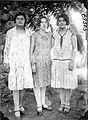 Three Argentine women in dresses (3526479288).jpg