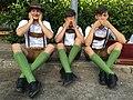 Three wise austrian monkeys.jpg