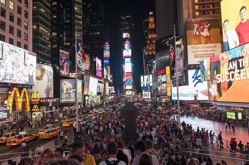 File:Times Square at Night (7823232238).jpg