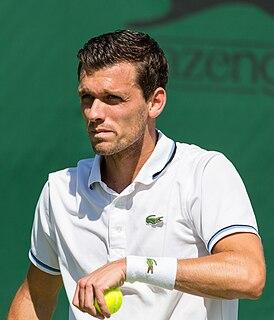 Tobias Kamke German tennis player
