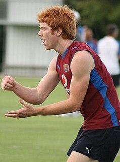 Todd Banfield Australian rules football player