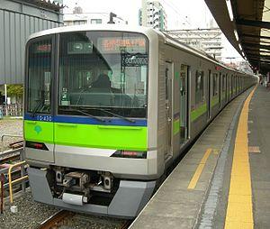 Toei 10-300 series - Eight-car set 10-430 in April 2010