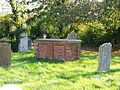 Tomb of John Harriot and his family, Church of St. Mary and All Saints, Stambridge..JPG