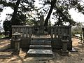 Tomb of Nakayama Tadamitsu in Nakayama Shrine in Shimonoseki, Yamaguchi.jpg