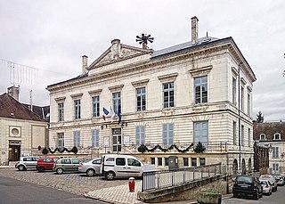 Tonnerre, Yonne Commune in Bourgogne-Franche-Comté, France