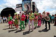 Tonnerres de Brest 2012 Fanfare A bout de souffle 002.jpg