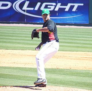 Tony Armas Jr. Venezuelan baseball player