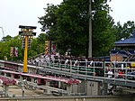 Top Thrill Dragster launch area.jpg