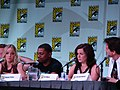 Torchwood panel at 2011 Comic-Con International (5983069679).jpg