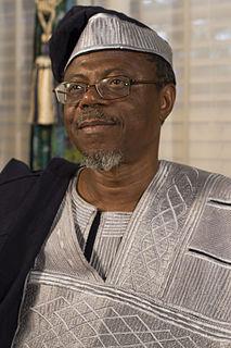 Toyin Falola Nigerian historian