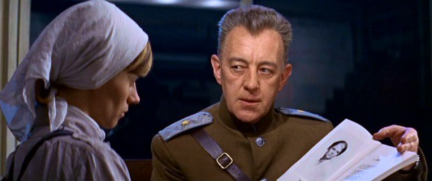 Trailer-Doctor Zhivago-Yevgraf and Tonya Komarovskaya