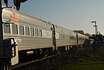 Trainspotting VIA -55 from Kingston headed by GE P42DC -913 (8123553385).jpg
