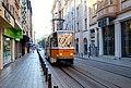Tram in Sofia ulica General Gurko 2012 PD 4.jpg