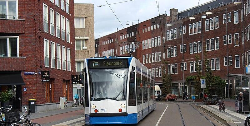 Roteiro em Roterdã, na Holanda