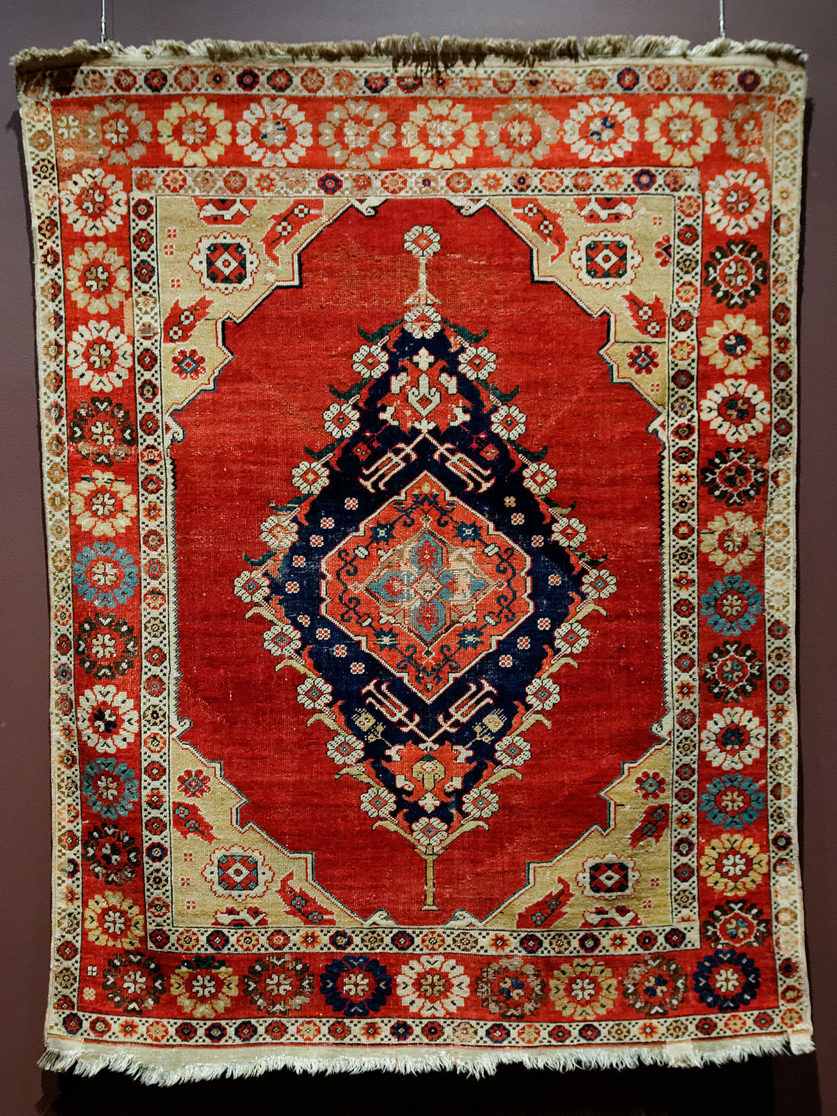 Turkish Carpet Wikipedia