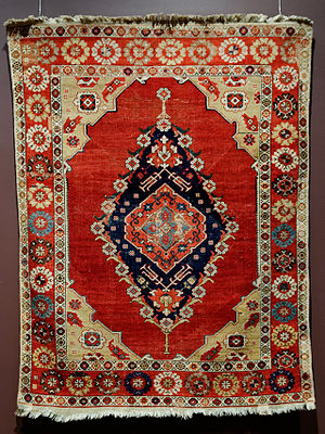 Turkish carpet - Transylvanian carpet, Metropolitan Museum of Art
