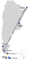 Traveler (South Korean TV series) Season 2, Argentina map.png