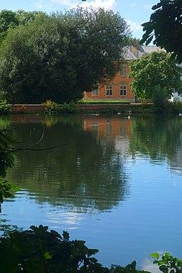 Tredegar House Reflecting