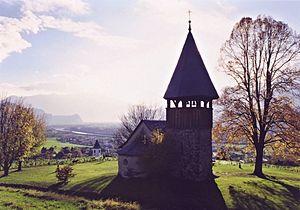 Triesen - Chapel Saint Mamerten