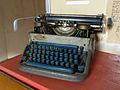 Trinidad-Machine à écrire de Che Guevara.jpg