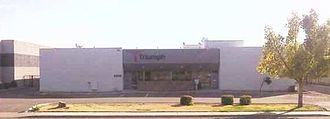 Triumph Group - Triumph Engines on Alameda Drive