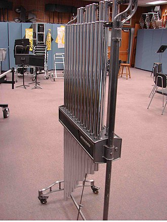 Tubular bells - Chimes/tubular bells
