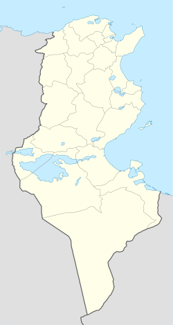 Ezzahra is located in Tunisia
