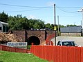 Tunnel at Crymych station - geograph.org.uk - 482052.jpg