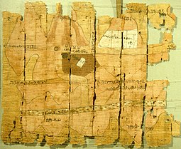 Turin Papyrus map part.jpg