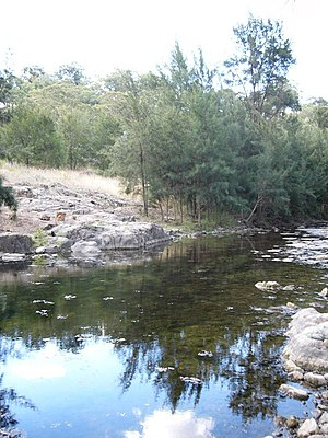 Sofala, New South Wales - Turon River Near Sofala