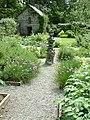 Ty Glyn Walled Garden - The National Garden Scheme - geograph.org.uk - 198009.jpg