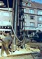 U-Bahn Bau an der Wandsbeker Marktstrasse (1961) 2d.jpg