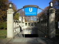 U-Bahn Berlin Breitenbachplatz.JPG