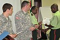 U.S. Army Africa NCOs mentor staff operations in Botswana - March 2010 (4461730029).jpg