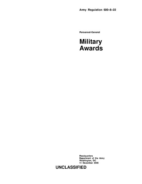 Is there a standardize font to use in Army Writing?