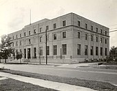 U.S. Post Office and Court House, 1933, Baton Rouge (East Baton Rouge Parish, Louisiana).jpg