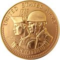 U.S bronze commem Army (837036195).jpg