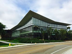 UC San Diego School of Medicine - The south expansion of the Biomedical Library