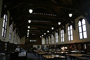 George A. Smathers Libraries - Special Collections Room at Smathers Library