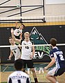 UFV men's volleyball vs Cap Nov 7 2014 38 (15760919565).jpg