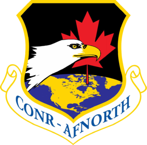 First Air Force - Image: USAF Con AF North