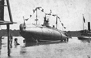 USS Octopus (SS-9)